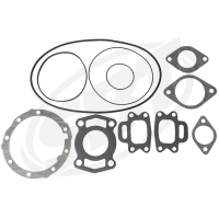 Sea-Doo Installation Gasket Kit 587 White GTS  /SP /SPI /GTX /Speedster (White Single Carb) 1992 1993 1994 1995 1996