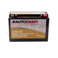 PWC Battery Sealed 20 Amp-Hr.Rating F 12 /R 12 /SXI /ZXI /ST /STX /STS /Ultra /SXI /SX 1995 1996 1997 1998 1999 2000 2001 2002 2003 2004 2005 2006