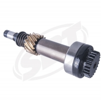 Sea-Doo Rotary Shaft Assembly XP800 /Challenger /GSX /GTX /XP /Challenger 1800 /SPX /GSX RFI /GTX RFI 420837352 1995 1996 1997 1998 1999 2000 2001 2002