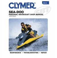 Sea-Doo Clymers Manual 1997-2001