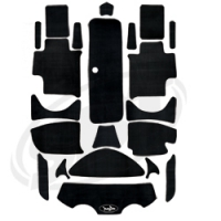 Sea-Doo Jet Boat Complete Traction Mats Speedster SK 1999 2000