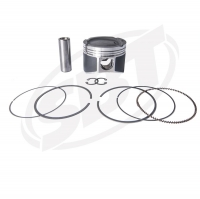 Honda Piston & Ring Set F-12X /R-12X 13101-HW1-670 2002 2003 2004 2005 2006