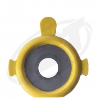 Sea-Doo Reducer, Yellow 8mm ID Hole 2003 2004 2005 2006 GTX 4-Tec/Wake 2004 RXP SC 2005-2006 RXP/RXT 2006 2007 2008 2009 210 2011 2012 2013 All GTI/SE/Rental 130 155 2011-2013 GTS/GTR 2012 2013 GTX 155/255 2013 GTI/RXP-X