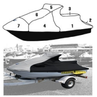 Yamaha 1994-1997 Wave Raider 700/760/1100