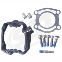 Sea-Doo Exhaust Boot Kit GSX-Limited /GSX-L /GTX /XP LTD /VSP-L /LRV /RX /Sport LE 1997.5 1998 1999 2000 2001 2002 2003