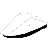 Sea-Doo Custom Cover 2010-2013 GTX 215, RXT, RXT-X