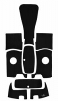 Yamaha Complete Traction Mat 1999-03 LS 2000, 2002 LX 2000, 2003-05 AR 210